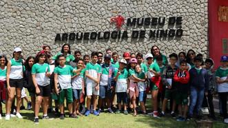 Ciclo de Aulas de Campo || Visita ao Museu de Arqueologia de Xingó - MAX