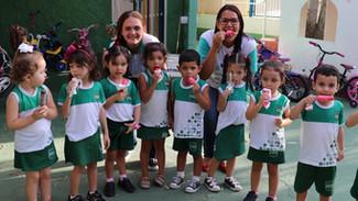 Comemoração da Semana da Criança    Educação Infantil e Ensino Fundamental Séries Iniciais