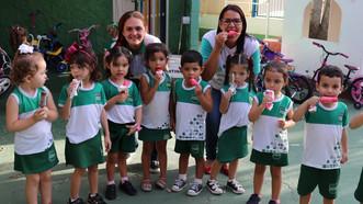 Comemoração da Semana da Criança || Educação Infantil e Ensino Fundamental Séries Iniciais