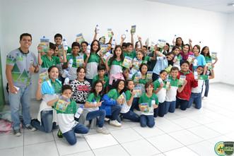 Projeto Água: fonte de vida - Ensino Fundamental II