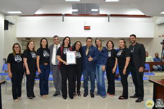 Coopex - Colégio Boa Ideia recebe Moção de Aplauso em Paulo Afonso - BA