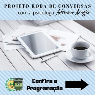 Projeto Roda de Conversa - Edição Virtual