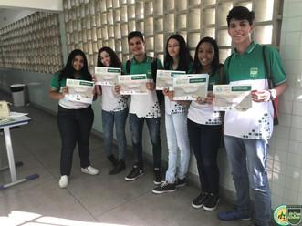 Participação na IV Semana de Popularização da Ciência do Semiárido(IV POP) - Ensino Médio