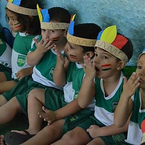 Projeto Dia do índio - Ed. Infantil