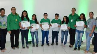 Alunos do 5º ano são destaque em prova nacional.
