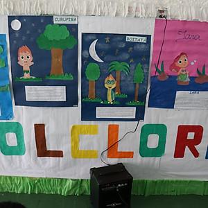 Projeto Folclore 2019 - Educação infantil