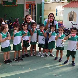 Semana da  Criança 2019 Educação Infantil