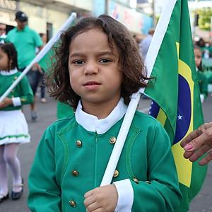 Desfile Cívico Educação Infantil 2019