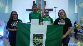 Coopex - Colégio Boa Ideia participa da Noite da Educação no Novenário de Nossa Senhora de Fátima