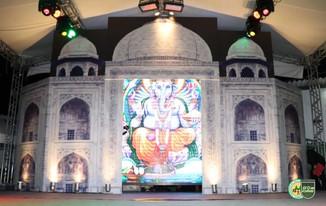 Projeto Literarte 2019 - Índia: do Oriente para o mundo.
