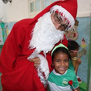 Chegada Papai Noel 2019