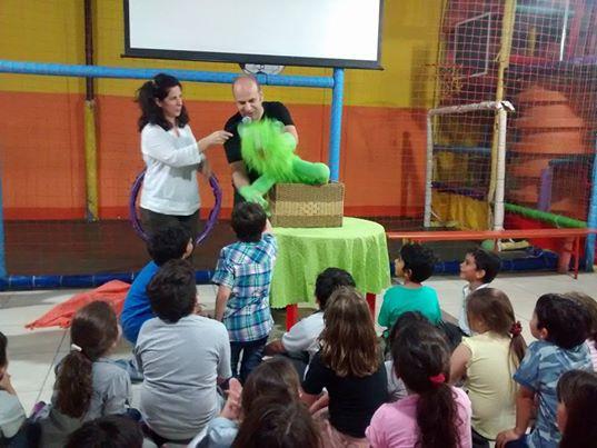 monstruo verde