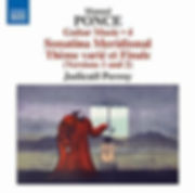 Judicael Perroy: Ponce Guitar Music