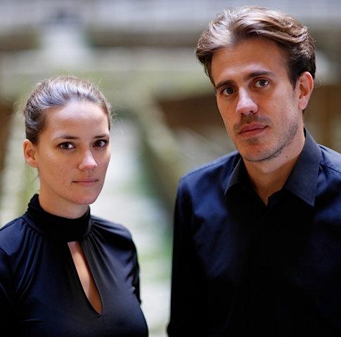Nikolaas Kende and Jolente De Maeyer