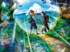 Pocket Monsters Releases New Key Visual & Trailer!