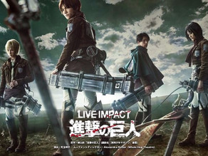 Attack On Titan Stage Show Cancelled After The Fatal Accident On The Set!