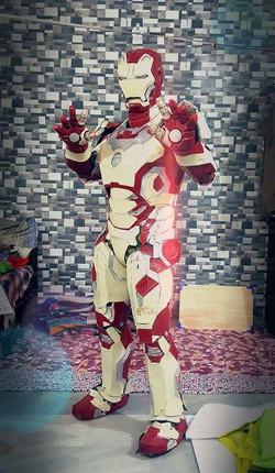 Gaurav Thakur as Ironman