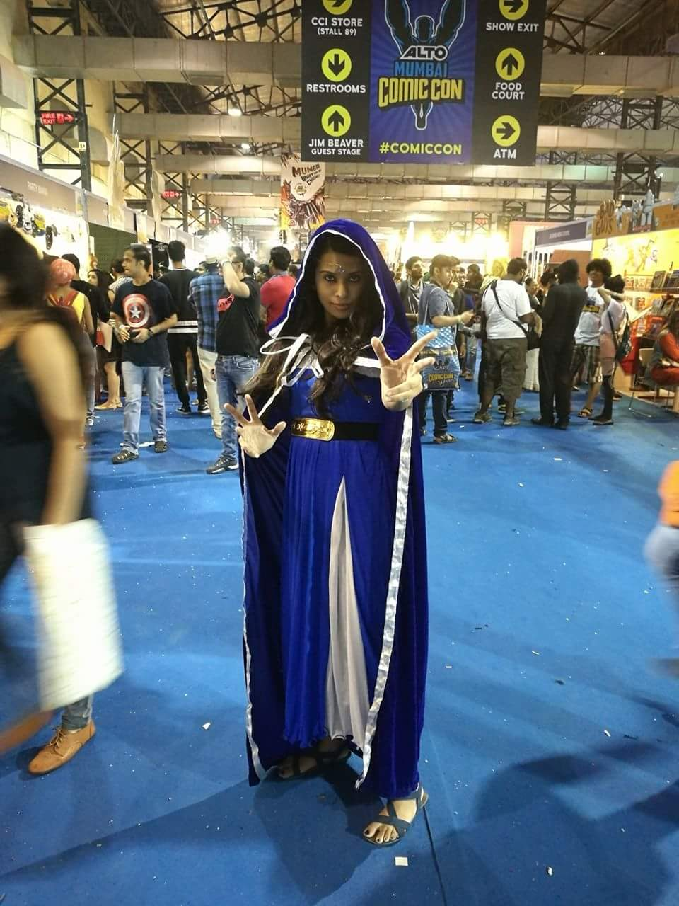 Moiraine Cosplay By Princess Morpheous