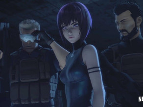 Netflix's Ghost in the Shell: SAC_2045 Anime Now Available In Hindi!