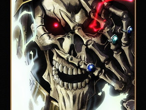 Winter is coming and so is Overlord Season 2!
