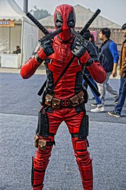 Gaurav Thakur as Deadpool