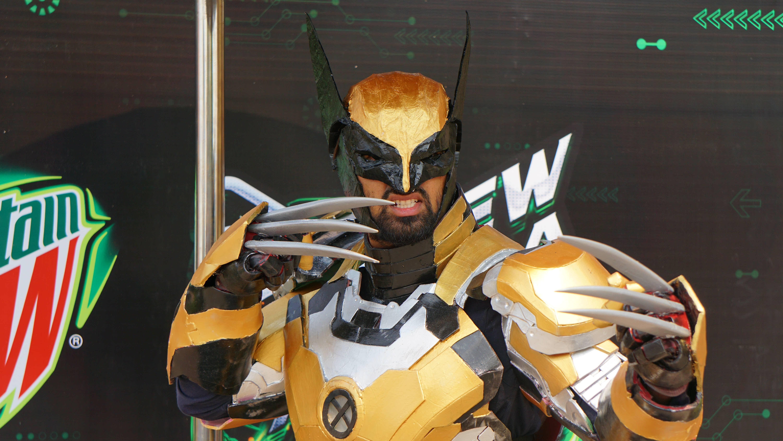 Wolverine Ironman Cosplay