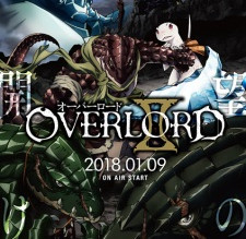 Funimation & Crunchyroll To Stream Overlord Season 2!