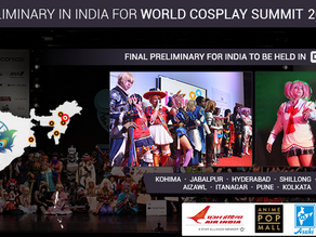 Konnichiwa Pune 2018 - World Cosplay Summit 2019 India's Preliminary Competition