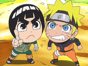 Rock Lee And His Ninja Pals To Be Streamed On Netflix In July!