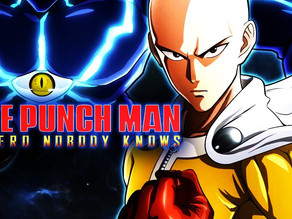 One Punch Man Game Announced For PS4, Xbox One And PC!