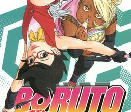 Shueisha Announced A 3rd Novel For Boruto Franchise!