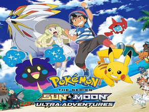 POKÉMON THE SERIES: SUN & MOON complete collection now available for home media in U.S