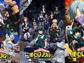 My Hero Academia 2 Episodic OVA Will Debut On Crunchyroll on 15th August!