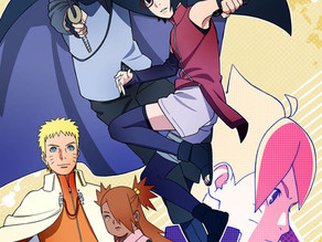 Boruto Anime To Focus on Sarada Uchiha In The Month Of August!