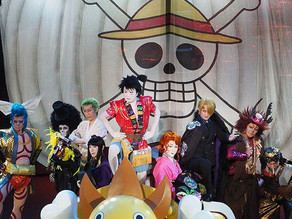 A Special Treat For One Piece & Tokyo Ghoul Fans In Mumbai!