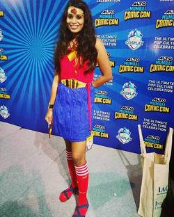 Wonder Woman By Princess Morpheous