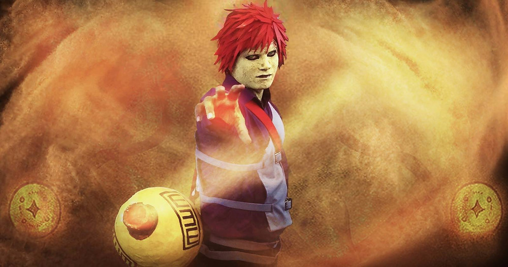 Gaara Kazekage Cosplay | Picture Edit- Smita Mulik | Cosplayer - Nickk