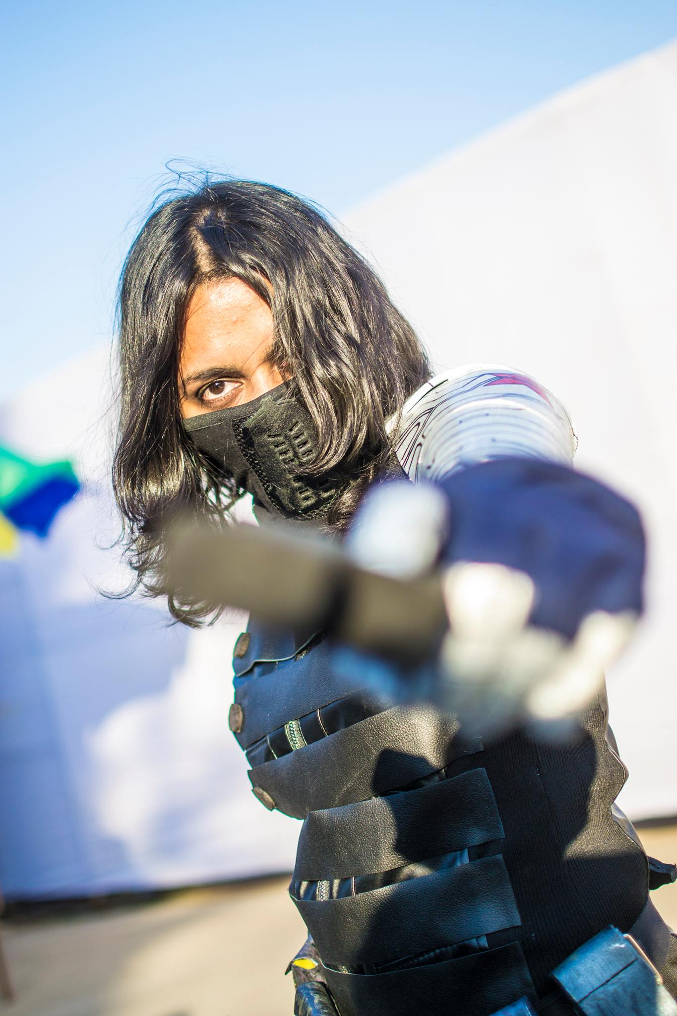 Swati  | Winter Soldier Cosplay