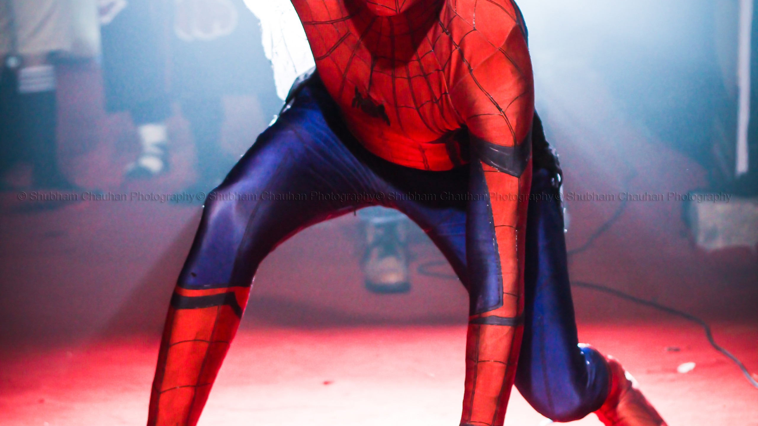 Gaurav | Spiderman Cosplay