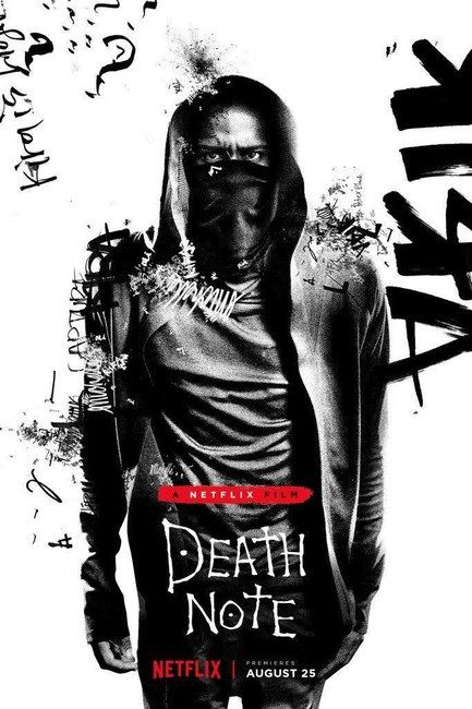 Keith Stanfield as 'L' in Netflix's Death Note