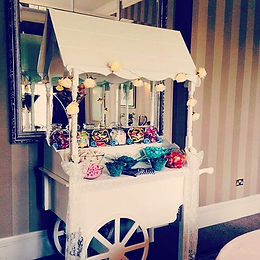 Sweet Cart and Sweets available to hire