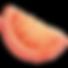 トマトのスライス