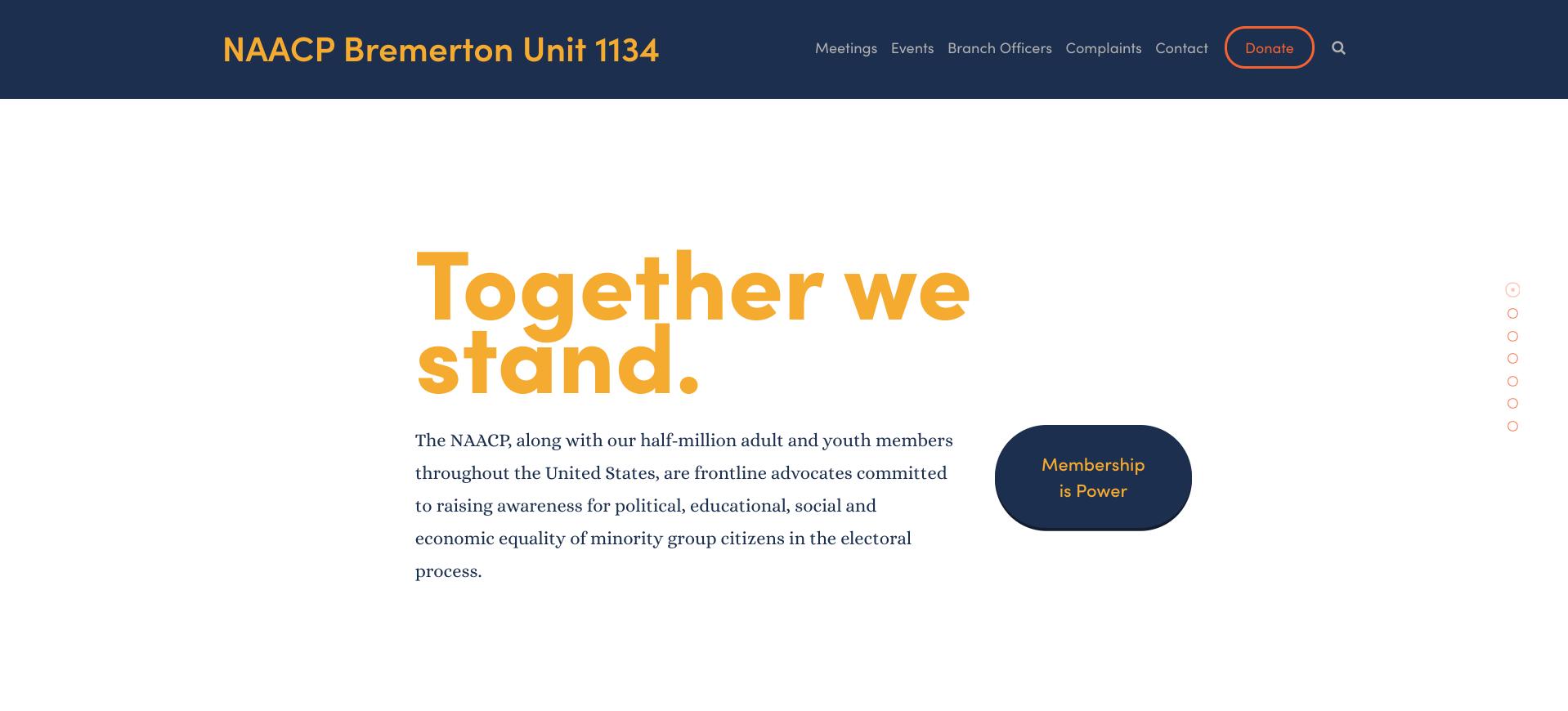NAACP Bremerton