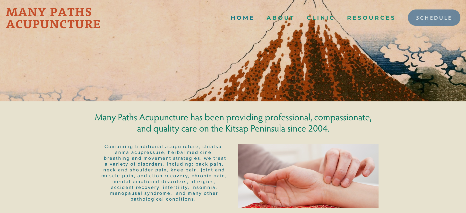 Many Paths Acupuncture
