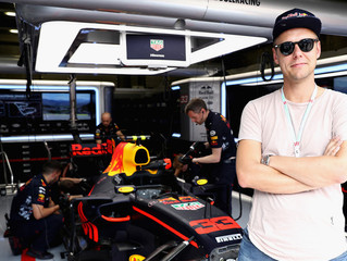 Armin Van Buuren jouera ce week-end au Grand Prix de Formule 1 de Chine