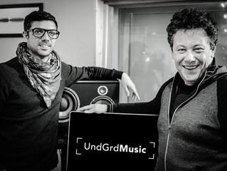 INFO : Joachim Garraud et Jango Music fondent UndGrdMusic