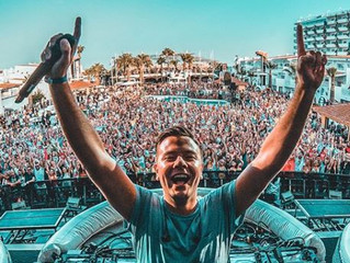 "SAM FELDT DEVOILE LA VERSION CLUB  SYML ""WHERE'S MY LOVE"""
