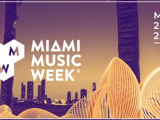 C'est parti pour la Miami Music Week 2019