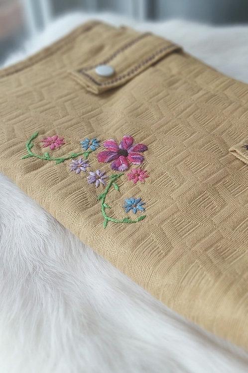 Momma's Handmade Embroidered Travel Kit