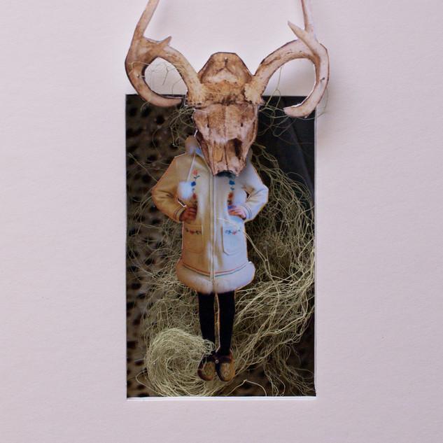 Shapeshifter 3 (deer)